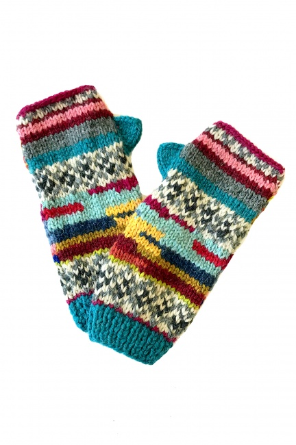 Gabriela Fingerless Gloves